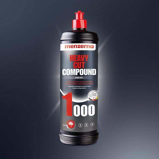 Pg1000 Pate A Polir Forte Speciale Carrosserie 1l Menzerna Als Cosmetic